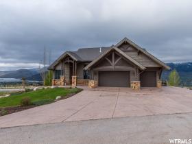 Casa Unifamiliar por un Venta en 3708 N MIDDLE FORK Road Eden, Utah 84310 Estados Unidos