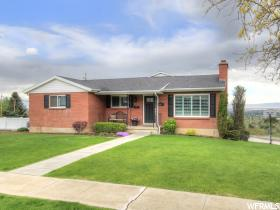 Home for sale at 887 N 1000 East, Bountiful, UT 84010. Listed at 350000 with 5 bedrooms, 3 bathrooms and 3,147 total square feet
