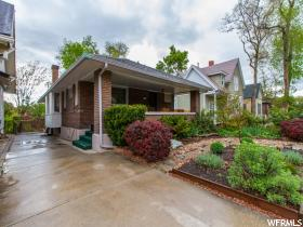Home for sale at 1360 S 900 East, Salt Lake City, UT 84105. Listed at 269900 with 3 bedrooms, 1 bathrooms and 1,814 total square feet
