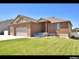 Home for sale at 5765 S 4300 West, Hooper, UT 84315. Listed at 359900 with 6 bedrooms, 4 bathrooms and 3,465 total square feet