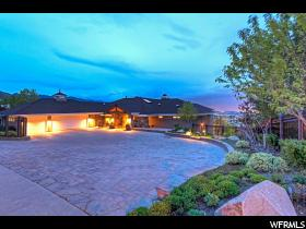 Home for sale at 1430 E Perrys Hollow Dr, Salt Lake City, UT  84103. Listed at 2450000 with 5 bedrooms, 6 bathrooms and 6,986 total square feet