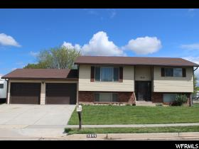 Home for sale at 2844 W 4975 South, Roy, UT 84067. Listed at 206000 with 4 bedrooms, 2 bathrooms and 1,964 total square feet