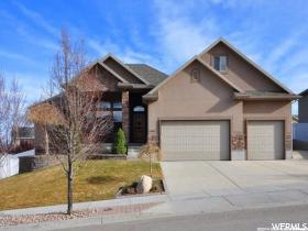 Home for sale at 14417 S Rose Summit Dr, Herriman, UT 84096. Listed at 439000 with 5 bedrooms, 4 bathrooms and 4,063 total square feet