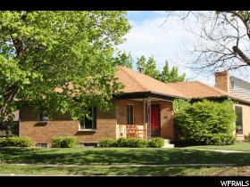 Home for sale at 1516 S 2100 East, Salt Lake City, UT  84108. Listed at 499900 with 3 bedrooms, 2 bathrooms and 2,622 total square feet