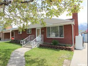 Home for sale at 354 N 200 East, Orem, UT 84057. Listed at 222000 with 5 bedrooms, 2 bathrooms and 2,500 total square feet