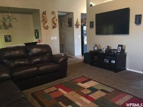 Home for sale at 4445 W Draper St, Kearns, UT 84118. Listed at 209900 with 4 bedrooms, 2 bathrooms and 1,880 total square feet