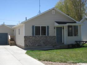 Home for sale at 552 E 300 North, Roosevelt, UT  84066. Listed at 165000 with 2 bedrooms, 1 bathrooms and 1,094 total square feet