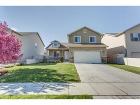 Home for sale at 2178 E Cassidy Way, Eagle Mountain, UT 84005. Listed at 224800 with 4 bedrooms, 4 bathrooms and 2,480 total square feet