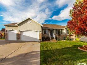 Home for sale at 3790  Formby Cir, Syracuse, UT 84075. Listed at 359000 with 5 bedrooms, 3 bathrooms and 3,380 total square feet