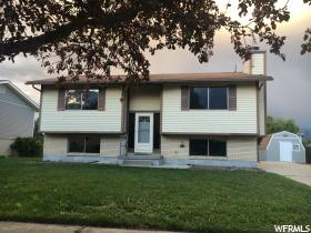Home for sale at 8735 S New Castle Rd, West Jordan, UT 84088. Listed at 229900 with 4 bedrooms, 2 bathrooms and 1,788 total square feet