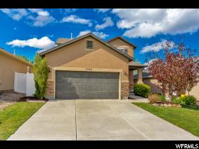 Home for sale at 4592 W Mina Deoro Dr, Herriman, UT 84096. Listed at 320000 with 4 bedrooms, 4 bathrooms and 2,512 total square feet