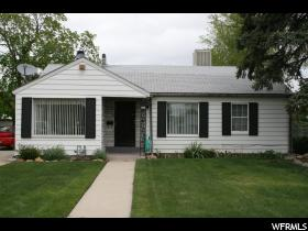 Home for sale at 1036 W 600 North, Salt Lake City, UT 84116. Listed at 199900 with 4 bedrooms, 2 bathrooms and 1,926 total square feet