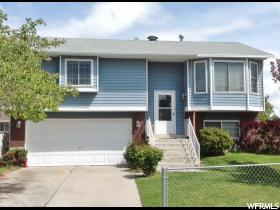 Home for sale at 4866 W Red Lodge Dr, Kearns, UT 84118. Listed at 189900 with 3 bedrooms, 2 bathrooms and 1,371 total square feet