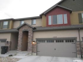 Home for sale at 1223 N Baycrest Dr, Saratoga Springs, UT 84045. Listed at 229000 with 3 bedrooms, 3 bathrooms and 1,929 total square feet