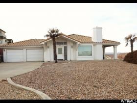 Home for sale at 2326 S Hillrise Ave, St. George, UT 84790. Listed at 224900 with 3 bedrooms, 2 bathrooms and 1,896 total square feet