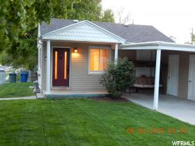 Home for sale at 579  Elm Ave, Salt Lake City, UT 84106. Listed at 229900 with 3 bedrooms, 1 bathrooms and 1,480 total square feet