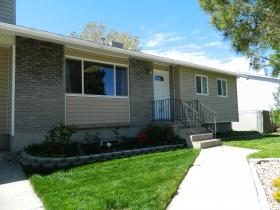 Home for sale at 6659 W Kings Estate Dr, West Valley City, UT 84128. Listed at 197900 with 4 bedrooms, 2 bathrooms and 1,872 total square feet