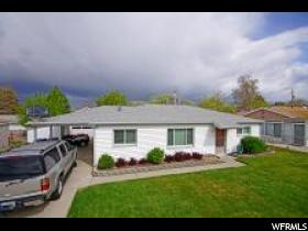 Home for sale at 4937 S 4860 West, Kearns, UT 84118. Listed at 189900 with 3 bedrooms, 2 bathrooms and 1,576 total square feet