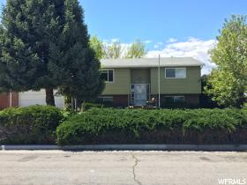 Home for sale at 5218 S Huntington Road, Taylorsville, UT 84118. Listed at 197000 with 2 bedrooms, 2 bathrooms and 1,964 total square feet