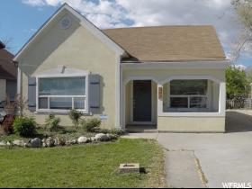 Home for sale at 533 E 200 South, Provo, UT 84606. Listed at 189900 with 3 bedrooms, 1 bathrooms and 1,326 total square feet