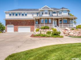 Home for sale at 4088 W 2200 South, Taylor, UT 84401. Listed at 695000 with 5 bedrooms, 4 bathrooms and 5,236 total square feet
