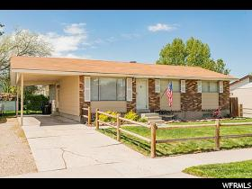 Home for sale at 5680 S Treebeard Rd, Taylorsville, UT 84129. Listed at 200000 with 4 bedrooms, 2 bathrooms and 2,196 total square feet