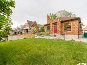 Home for sale at 1351 E Parkway Ave, Salt Lake City, UT  84106. Listed at 358000 with 4 bedrooms, 2 bathrooms and 1,980 total square feet