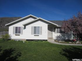 Home for sale at 33 S 1350 East, Hyrum, UT 84319. Listed at 169900 with 5 bedrooms, 2 bathrooms and 2,124 total square feet