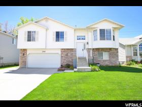 Home for sale at 2548 S 75 East, Clearfield, UT  84015. Listed at 205000 with 4 bedrooms, 3 bathrooms and 1,789 total square feet