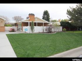 Home for sale at 1160 E Iris Ln, Millcreek, UT 84106. Listed at 349900 with 4 bedrooms, 2 bathrooms and 1,836 total square feet