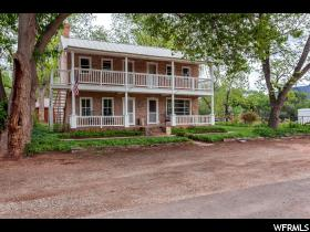 Home for sale at 116  Jepson St, Virgin, UT 84779. Listed at 625000 with 3 bedrooms, 2 bathrooms and 2,034 total square feet