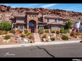 Home for sale at 2239 E Greystone Dr, St. George, UT 84790. Listed at 975000 with 6 bedrooms, 6 bathrooms and 5,800 total square feet