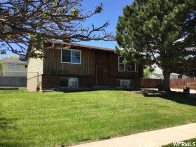 Home for sale at 6155 W 4100 South, West Valley City, UT 84128. Listed at 189900 with 4 bedrooms, 2 bathrooms and 1,926 total square feet