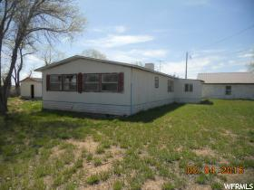 Home for sale at 683 E 300 North, Duchesne, UT 84021. Listed at 89000 with 2 bedrooms, 2 bathrooms and 1,120 total square feet