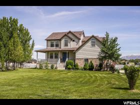 Home for sale at 5244 W 5100 South, Hooper, UT  84315. Listed at 356000 with 4 bedrooms, 3 bathrooms and 3,607 total square feet
