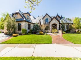 独户住宅 为 销售 在 321 W STONE BROOK Lane 普若佛, 犹他州 84604 美国