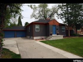 Home for sale at 1789 E 1700 South, Salt Lake City, UT  84108. Listed at 399000 with 4 bedrooms, 3 bathrooms and 1,646 total square feet