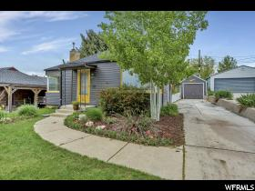 Home for sale at 1771 E Garfield Ave, Salt Lake City, UT  84108. Listed at 339000 with 3 bedrooms, 2 bathrooms and 1,200 total square feet