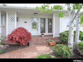 Home for sale at 2832  Oquirrh Dr, Salt Lake City, UT 84108. Listed at 650000 with 4 bedrooms, 3 bathrooms and 2,751 total square feet