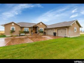 Home for sale at 2215 W Erda Way, Erda, UT  84074. Listed at 525900 with 3 bedrooms, 3 bathrooms and 5,570 total square feet