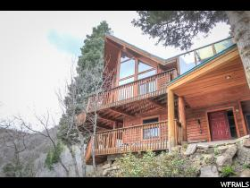 Home for sale at 6325 E Lefthand Fork Ln, Salt Lake City, UT 84108. Listed at 650000 with 3 bedrooms, 3 bathrooms and 2,332 total square feet