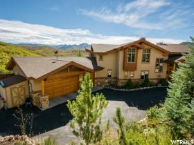 Home for sale at 6264 E Brigham Frk, Emigration Canyon, UT 84108. Listed at 1290000 with 7 bedrooms, 5 bathrooms and 7,535 total square feet