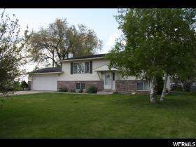 Home for sale at 376 W 300 North, Hyrum, UT  84319. Listed at 184900 with 4 bedrooms, 2 bathrooms and 2,184 total square feet