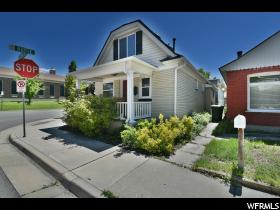Home for sale at 788 E Roosevelt Ave, Salt Lake City, UT  84105. Listed at 249900 with 2 bedrooms, 1 bathrooms and 921 total square feet