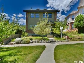Home for sale at 519 N C St, Salt Lake City, UT  84103. Listed at 449900 with 5 bedrooms, 3 bathrooms and 3,637 total square feet