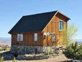 Home for sale at 11308 S Pioneer Xing, Duchesne, UT 84021. Listed at 105000 with 4 bedrooms, 2 bathrooms and 2,032 total square feet