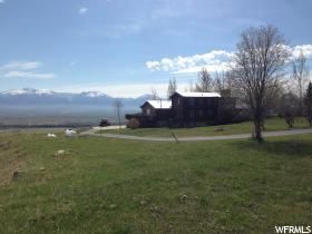 Home for sale at 7561 W 1000 South, Mendon, UT 84325. Listed at 1300000 with 7 bedrooms, 4 bathrooms and 4,677 total square feet