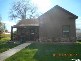 Home for sale at 308 S 200 East, Nephi, UT  84648. Listed at 159900 with 2 bedrooms, 1 bathrooms and 1,078 total square feet