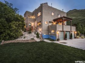 Home for sale at 297 S Maryfield Dr, Emigration Canyon, UT 84108. Listed at 1050000 with 6 bedrooms, 5 bathrooms and 4,832 total square feet