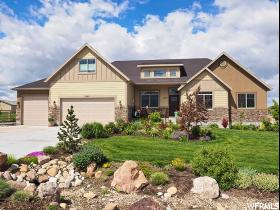 Home for sale at 3749 N Spiral Springs Rd, Erda, UT  84074. Listed at 399900 with 4 bedrooms, 3 bathrooms and 3,891 total square feet